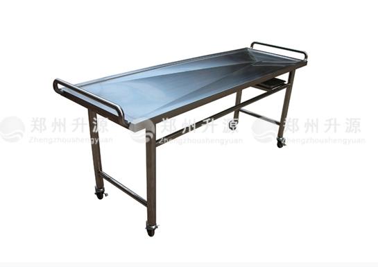 不锈钢尸体解剖台